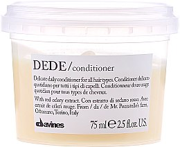 Parfumuri și produse cosmetice Balsam delicat - Davines Essential Haircare Dede Delicate Air Conditioning