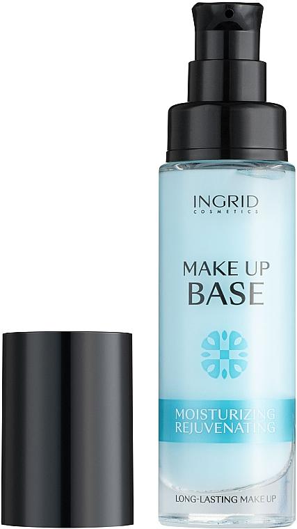 Bază hidratantă de machiaj - Ingrid Cosmetics Make-up Base Long-Lasting Moisturizing & Rejuvenating