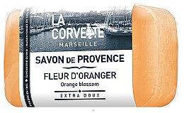 """Parfumuri și produse cosmetice Săpun provensal """"Flori de portocal"""" - La Corvette Provence Soap Orange Blossom"""