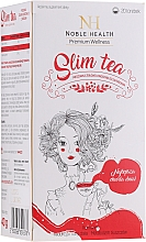 Parfumuri și produse cosmetice Ceai pentru slăbit - Noble Health Slim Tea