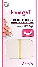 Parfumuri și produse cosmetice Linii pentru manichiură french, 9577 - Donegal