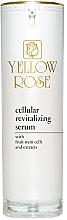 Parfumuri și produse cosmetice Ser regenerant celular cu celule stem - Yellow Rose Cellular Revitalizing Serum