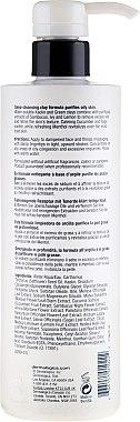 Gel de curățare pentru față - Dermalogica Dermal Clay Cleanser (cu dozator) — Imagine N2