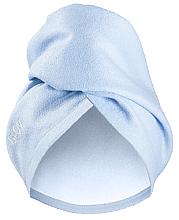Parfumuri și produse cosmetice Полотенце для волос, голубое - Glov Hair Wrap