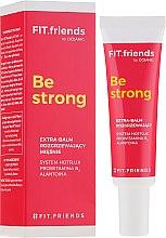 Parfumuri și produse cosmetice Cremă pentru corp - AA Fit.Friends Be Strong Extra Balm