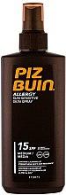 Parfumuri și produse cosmetice Spray cu protecție solară pentru corp - Piz Buin Allergy Spray Spf15