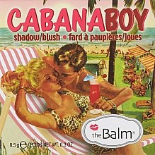 Parfumuri și produse cosmetice Fard de obraz - TheBalm Shadow-Blush Cabana Boy