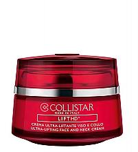 Parfumuri și produse cosmetice Cremă anti-îmbătrânire pentru față și gât - Collistar Lift HD Ultra-Lifting Face And Neck Cream (tester)