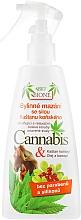 Parfumuri și produse cosmetice Spray pentru picioare - Bione Cosmetics Cannabis Herbal Salve With Horse Chestnut
