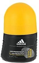 Parfumuri și produse cosmetice Adidas Intense Touch - Deodorant roll-on