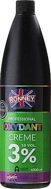 Cremă-oxidant - Ronney Professional Oxidant Creme 3%