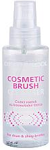 Parfumuri și produse cosmetice Soluție pentru curățarea pensulelor - Dermacol Brushes Cosmetic Brush Cleanser