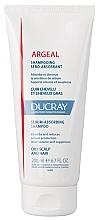 Parfumuri și produse cosmetice Șampon sebo-absorbant pentru păr gras - Ducray Argeal Sebum-Absorbing Shampoo