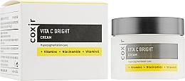 Parfumuri și produse cosmetice Cremă cu vitamine pentru față - Coxir Vita C Bright Cream