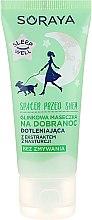Parfumuri și produse cosmetice Mască din argilă verde pentru față - Soraya Sleep Well