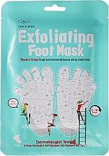Parfumuri și produse cosmetice Mască exfoliantă de picioare - Cettua Exfoliating Foot Mask