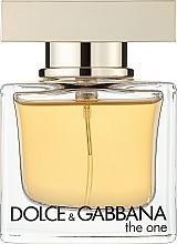 Parfumuri și produse cosmetice Dolce & Gabbana The One - Apa de toaletă