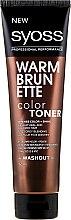 Parfumuri și produse cosmetice Tonic pentru vopsirea părului - Syoss Color Toner