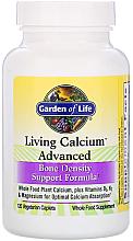 Parfumuri și produse cosmetice Capsule multivitaminice pentru sănătatea oaselor - Garden of Life Living Calcium Advanced