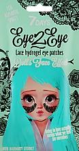 Духи, Парфюмерия, косметика Patch-uri hidrogel cu extract de afine - 7 Days Eye2Eye Hydrogel Patches