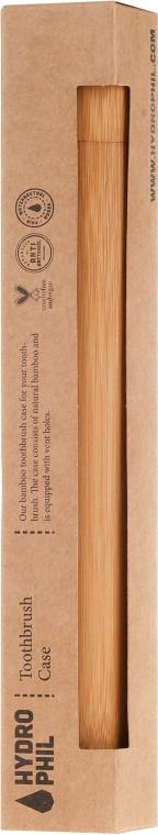 Etui din bambus pentru periuță de dinți - Hydrophil