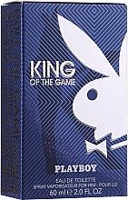 Parfumuri și produse cosmetice Playboy King Of The Game - Apă de toaletă