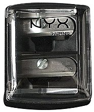 Parfumuri și produse cosmetice Ascuțitor de creioane - NYX Professional Makeup Sharpener NXSH