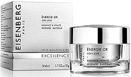 Parfumuri și produse cosmetice Cremă de față - Jose Eisenberg Energie Or Soin Jour