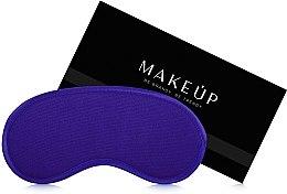 """Parfumuri și produse cosmetice Mască pentru somn, mov deschis """"Classic"""" - MakeUp"""