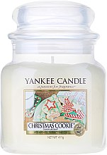 Parfumuri și produse cosmetice Lumânare parfumată în borcan - Yankee Candle Christmas Cookie