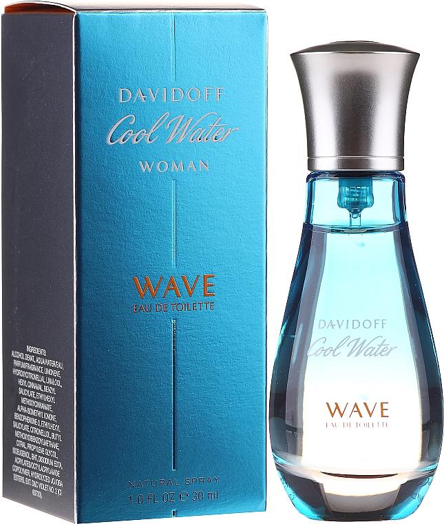 Davidoff Cool Water Wave Woman 2018 - Apă de toaletă