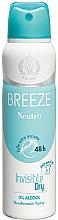 Parfumuri și produse cosmetice Breeze Deo Spray Neutro 48h - Deodorant pentru corp