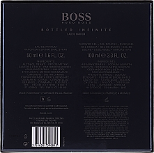 Hugo Boss Boss Bottled Infinite - Set (edp/50ml + sh/gel/100) — Imagine N4