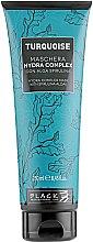 Parfumuri și produse cosmetice Mască regenerantă pentru păr - Black Professional Line Turquoise Hydra Complex Mask