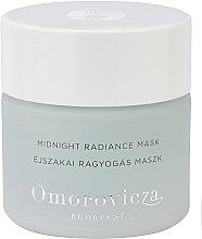 Parfumuri și produse cosmetice Mască de noapte pentru față - Omorovicza Midnight Radiance Mask