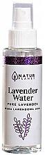 Parfumuri și produse cosmetice Apă de lavandă - Natur Planet Pure Lavender Water