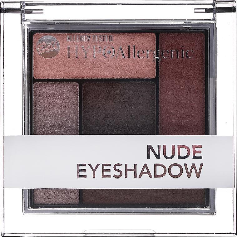 Fard de ochi, crem satinat, hipoalergenic - Bell Hypoallergenic Nude Eyeshadow