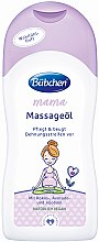 Parfumuri și produse cosmetice Ulei pentru masaj - Bubchen Mama Massage Oil