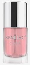 Parfumuri și produse cosmetice Ulei pentru unghii și cuticule - Semilac Nail & Cuticle Elixir
