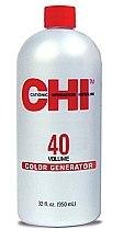 Parfumuri și produse cosmetice Developer pentru păr  - CHI Color Generator 12% 40 Vol