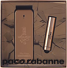 Parfumuri și produse cosmetice Paco Rabanne 1 Million - Set (edt/100ml + edt/10ml)