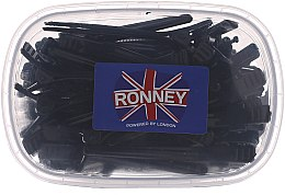 Parfumuri și produse cosmetice Clame pentru păr, L, 50 buc., RA 00066 - Ronney Professional Hair Clip