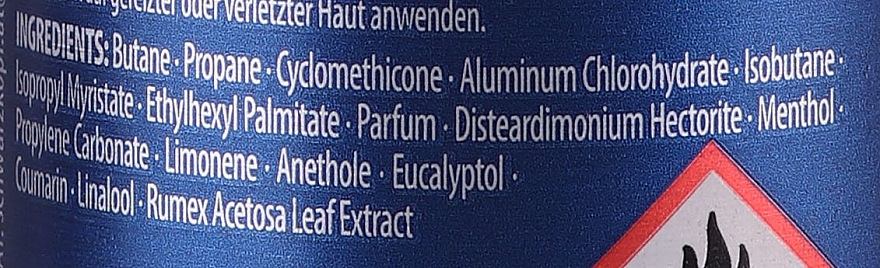Deodorant spray - FA Men Xtreme Polar  — Imagine N3