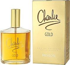 Parfumuri și produse cosmetice Revlon Charlie Gold - Apă de toaletă