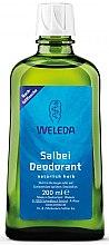 """Parfumuri și produse cosmetice Deodorant pentru corp """"Salvie"""" - Weleda Sage Deodorant Refill Bottle (casetă de schimb)"""