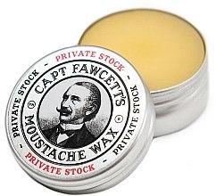 Духи, Парфюмерия, косметика Ceară pentru mustăți - Captain Fawcett Private Stock Moustache Wax