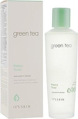 Tonic pentru față - It's Skin Green Tea Watery Toner — Imagine N1