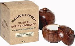 """Parfumuri și produse cosmetice Cremă-parfum natural """"Buddha Delight"""" - Shamasa"""