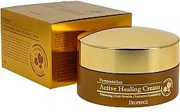 Parfumuri și produse cosmetice Cremă nutritivă cu bule active de oxigen - Deoproce Fermentation Active Healing Cream