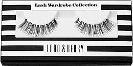 Parfumuri și produse cosmetice Gene false, naturale El 1 - Lord & Berry Lash Wardrobe Collection